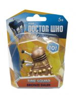 Doctor Who Time Squad Collectable Action Figure - Bronze Dalek